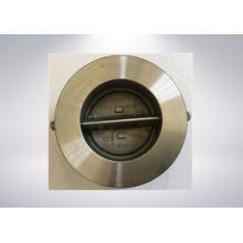 Edelstahl-Doppel-Platten-Rückschlagventil