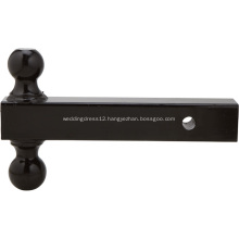 trailer hitch receiver and ball