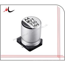 Capacitor eletrônico de alumínio SMD 47UF 10V 4 * 5.4