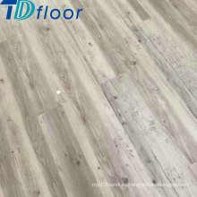 La mejor venta haga clic en el piso de madera del vinilo del PVC del modelo