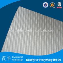 Paño de filtro caliente de la industria de la venta pp