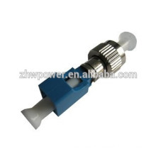 2016 most popular fiber adapter lc-fc fiber optic adapter with high quality high speed and low price