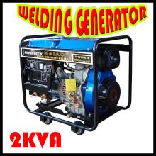 Générateur diesel de soudage 2KW