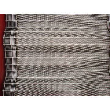 Chain Driven Belt Stainless (K2 Flat Bar Type)
