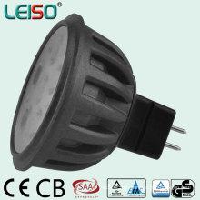 Proyector MR16 de alta luminosidad LED de Leiso Lighting (S505-MR16)