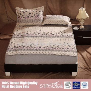 quilting technics living low price bedding sheet