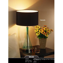 New Modern Fancy Black Fabric Decorative Table Lamp