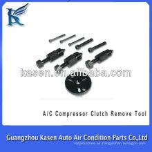 A / C Compressor Clutch Remover Kit Herramientas Auto