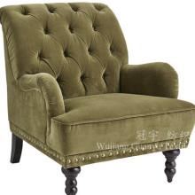 Tissu doux mou superbe de velours de velours court pour le sofa