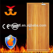 UK Standard BS476 60mins fire rated Timber door