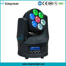 Osram Rasha 7X15W LED Moving Head Endless Rotating Stage Light