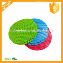 Soft e flexível Eco-Friendly Silicone Baking Gadget Kitchen Table Mat