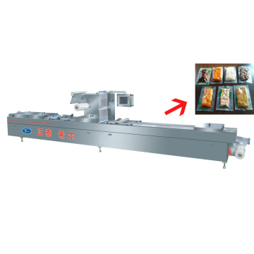 Automatic Sliced Ham Vacuum Packer