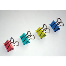 25 Mm(1 Inch) Colored Binder Clips (1304)