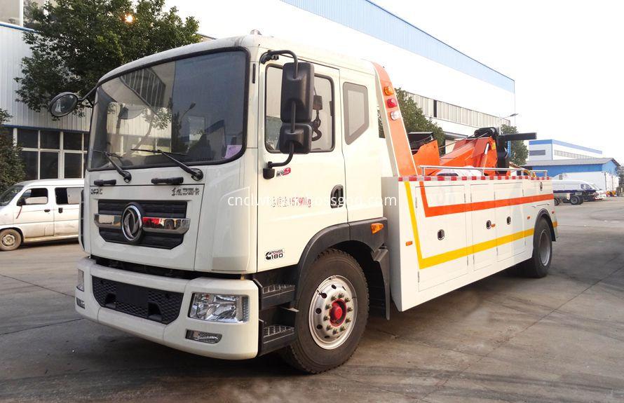heavy duty recovery trucks