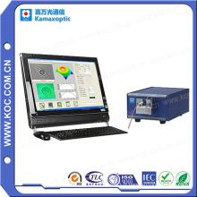 Koc-O8II Interféromètre à fibre optique à focalisation automatique Test 3D