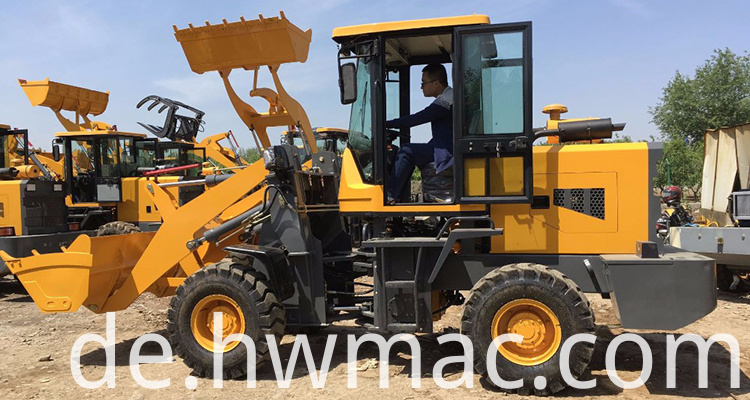 wheel loader price