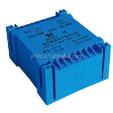 double 220V /110V input double output power transformer