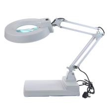 pembesar lampu Meja lampu LED pembesar wajaran berangka asas