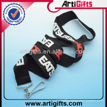 2013 Good quality plain polyester lanyards