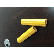 Profils de fibre de verre, profils de Pultruded de fibre de verre, tube rond de Pultrusion de FRP / GRP