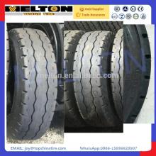 hoher Gummigehalt 8.75-16.5 leichter LKW-Reifen