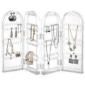Suporte de exibição de jóias de acrílico publicitário, Pop Display Stand