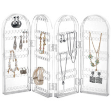 Werbung Acryl Schmuck Display Rack, Pop Display Stand