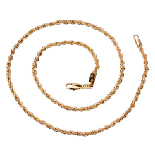 40968-fornecedor cadeia colar de corrente de ouro xuping jóias