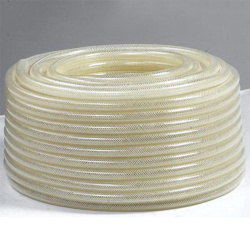 PVC transparent hose ittigation and washing