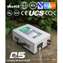 12V30AH Industrial Lithium batteries Lithium LiFePO4 Li(NiCoMn)O2 Polymer Lithium-Ion Rechargeable or Customized