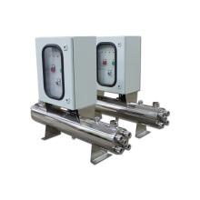 Sistema de tratamiento de aguas ultravioleta de la esterilización del agua de la purificación del agua ultravioleta