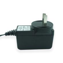 Adaptador de energia CA de 12V 1.5A CA 50 / 60hz