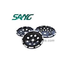 Long Lifespan Concrete Beton Grinding Wheels Plate (SA-076)