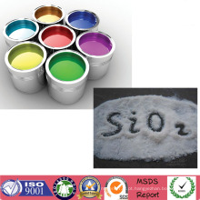 Areia de silicone para aditivo de revestimento de tinta