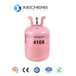 Mixed Refrigerant r410a gas for Disposable cylinder