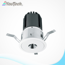 10W led 2pin estenopeica led downlight