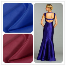 Stretch Satin Kleid Stoff
