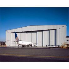 Hangar do aeroporto da construção de aço (KXD-SSB1312)
