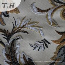 Nouveau tissu de sofa de jacquard de tissu de meubles