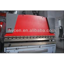 Máquina de dobra de chapa CNC / Press Brake WC67K-100T / 4000