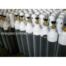 Cilindros de gás de nitrogênio de pressão de qualidade Hiqh
