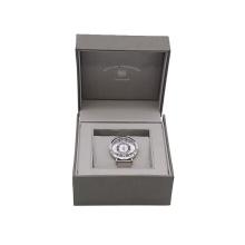2020 China Manufacturers Oem PU Leather Watch Box Custom Logo Elegant Watch case Custom new design PU watch box