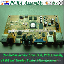 contract cell phone pcba active speaker amplifier pcba electronic pcba supplier