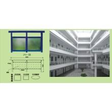Professioneller Anbieter von Aluminium Veranda Geländer