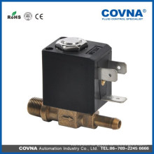 brass made coffee machine vending machine use solenoid valve