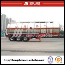 Transporte de líquidos químicos semi-reboque com preço baixo
