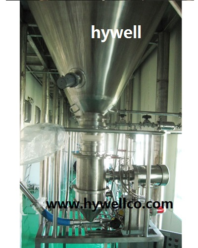 Vertical Vacuum Dryer