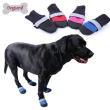 Hund reflektierende Haustier-Schuhe