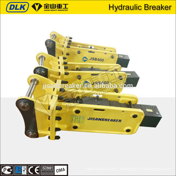 China Manufacturer ZX55 ZX60 Excavator Mounted Hydraulic Rock Breaker Hammer with CE certification